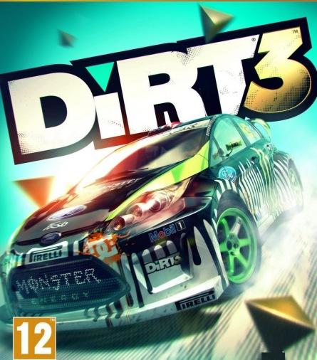 РС Игра Dirt 3