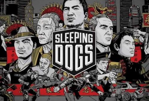 PC Sleeping Dogs (Игры без правил)