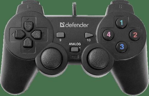 Геймпад DEFENDER Omega USB