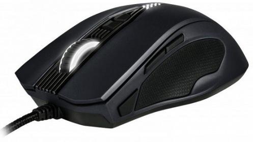 Мышь EpicGear Gekkota Black
