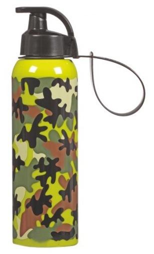 Бутылка для спорта HEREVIN Camouflage 0.75л
