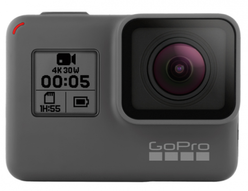 Экшн-камера GOPRO Hero 5 Black (CHDHX-502-RU)