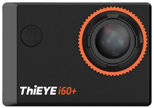 Видеокамера ThiEYE i60+ Black
