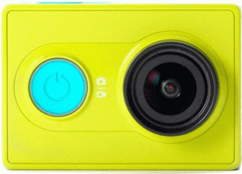 Экшн-камера Xiaomi Yi Sport Green Basic Edition (ZRM4021RT)