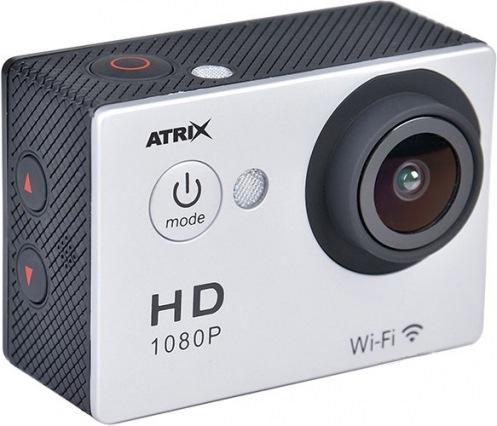 Видеокамера ATRIX ProAction A7 Full HD Silver (A7s)