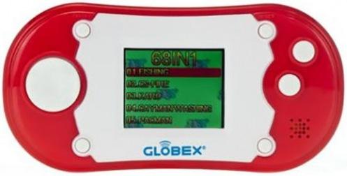 Консоль Globex PGP-100 червона