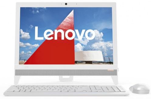 """Моноблок 20"""" Lenovo IdeaCentre 310-20 White (F0CL0078UA)"""