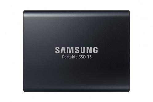 Накопитель внешний SSD SAMSUNG T5 1TB USB 3.1 V-NAND (MU-PA1T0B/WW)