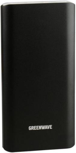 Универсальная мобильная батарея GreenWave MC-12000 Black