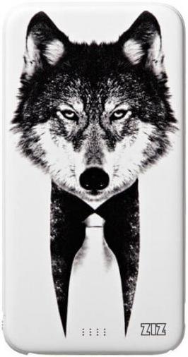 """Универсальная мобильная батарея ZIZ  """"Волк"""" 5000mAh (44001)"""