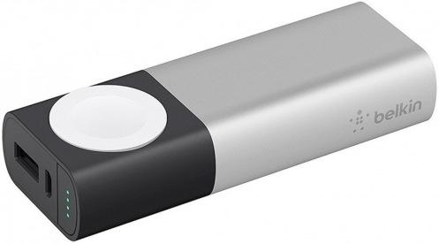 Универсальная мобильная батарея Belkin for Apple Watch/iPhone 6700mAh