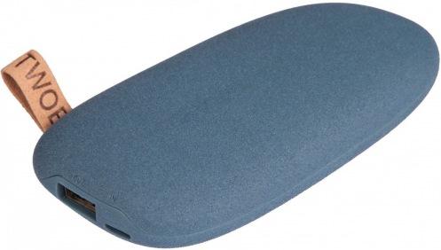 Универсальная мобильная батарея 2E Stone 6700mAh Blue (2E-PBS32-BLUE)