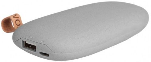 Универсальная мобильная батарея 2E Stone 6700mAh Grey (2E-PBS32-GREY)