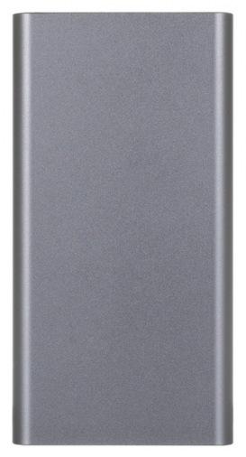 Универсальная мобильная батарея ERGO LP-106 TYPE-C 10000 mAh Space Gray