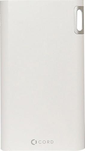 Универсальная мобильная батарея CORD J208 8000 mAh White