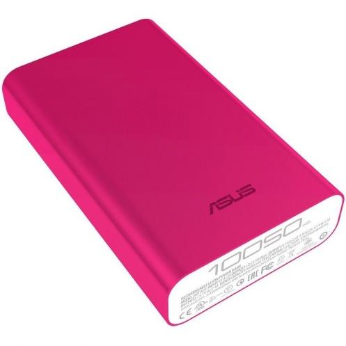 Универсальная мобильная батарея ASUS 10050mAh Pink (90AC00S0-BBT018)