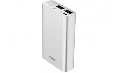 Универсальная мобильная батарея ASUS 10050mAh Silver (90AC00S0-BBT017)