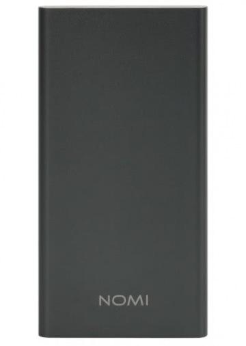 Универсальная мобильная батарея Nomi E050 5000 mAh Black