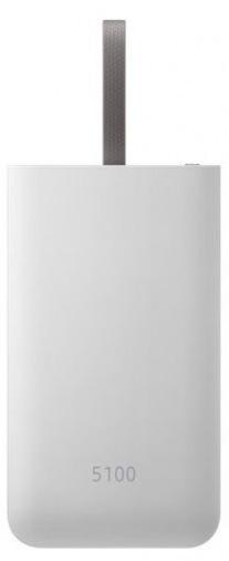 Универсальная мобильная батарея SAMSUNG EB-PG950CSRGRU 5200mAh Gray
