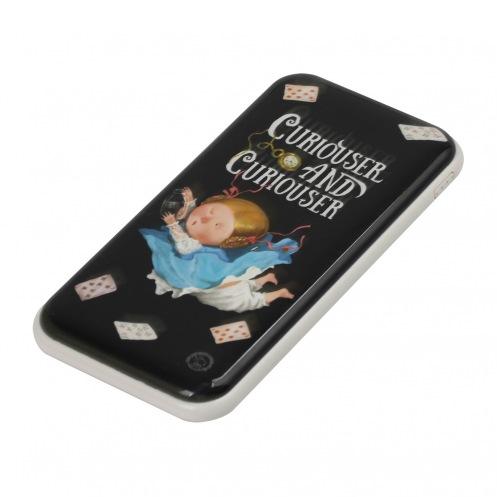 Универсальная мобильная батарея Nomi GAPCHINSKA P100 10000mAh Алиса черная
