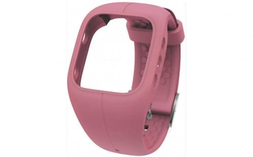 Сменный браслет для POLAR A300 Wristband Pink (91054247)