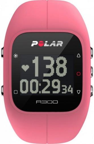 Фитнес-браслет POLAR A300 HR Pink