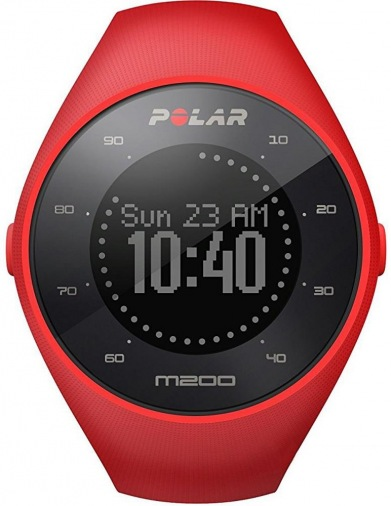 Фитнес-браслет POLAR M200 for Android/iOS Red M/L (90061217)