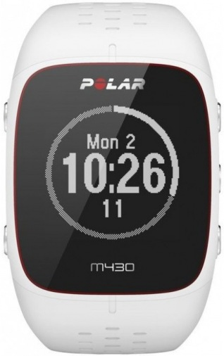 Фитнес-браслет POLAR M430 GPS for Android/iOS White (90064407)