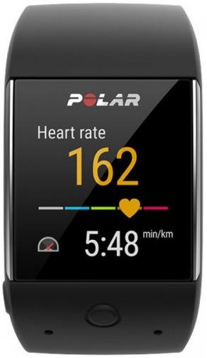 Фитнес-браслет POLAR M600 Black (90061185)