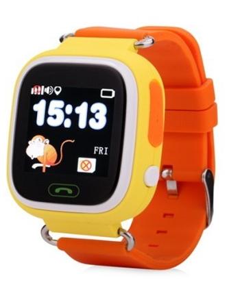 Смарт-часы ATRIX Smartwatch SW iQ400 GPS Yellow