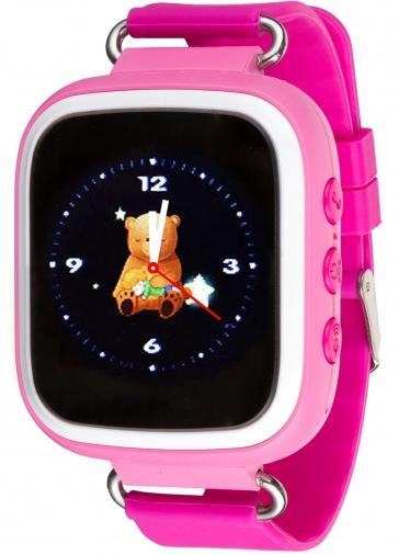 Смарт-часы детские ATRIX Smartwatch iQ200 GPS Pink