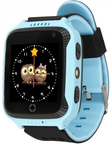 Смарт-часы детские ATRIX Smartwatch iQ600 GPS Blue