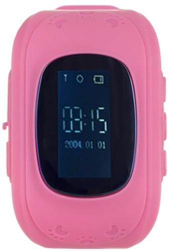Смарт-часы детские ERGO K010 GPS Tracker Kid`s Pink