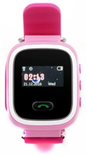 Детские умные часы GOGPS ME K11 Розовые (К11РЗ)