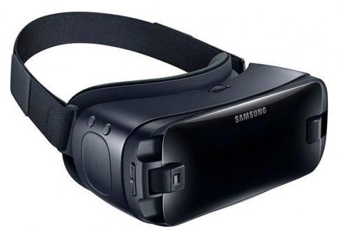 Очки SAMSUNG Gear VR3 Gray (SM-R325NZVASEK)