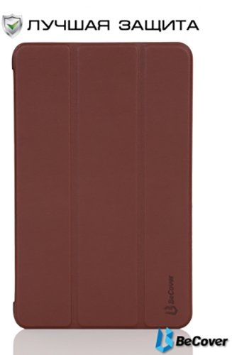 Чехол BeCover Smart Case Samsung Tab E 9.6 T560/T561 Brown