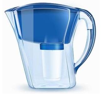 Фильтр АКВАФОР Премиум 4,8л синий
