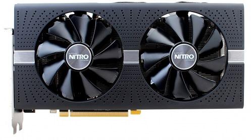 Видеокарта Sapphire Radeon RX 570 4GB GDDR5 Nitro+ (11266-14-20G)