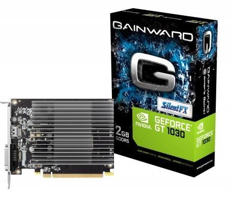 Видеокарта Gainward GeForce GT1030 2GB GDDR5 SILENTFX (426018336-3927)