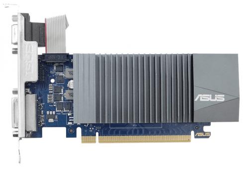 Видеокарта ASUS GeForce GT710 1GB DDR5 low profile silent (GT710-SL-1GD5)