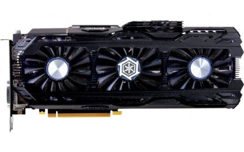 Видеокарта Inno3D GeForce GTX1080TI 11GB (C108T4C-1SDN-Q6MNX)