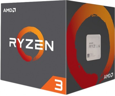 Процессор AMD Ryzen 3 1300X YD130XBBAEBOX (AM4, 3.5-3.7GHz) box