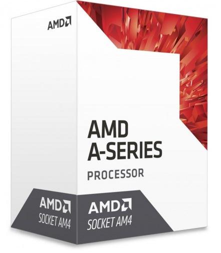 Процессор AMD A10-9700 AD9700AGABBOX (AM4, 3.5-3.8GHz) BOX