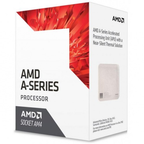 Процессор AMD A10-9700E AD9700AHABBOX (AM4, 3.0-3.5GHz) BOX