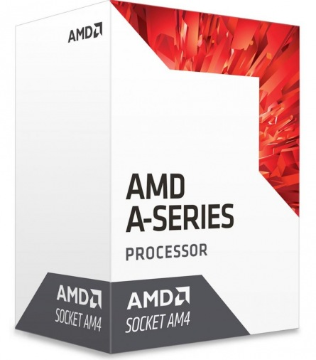 Процессор AMD A8-9600 AD9600AGABBOX (AM4, 3.1-3.4GHz) BOX