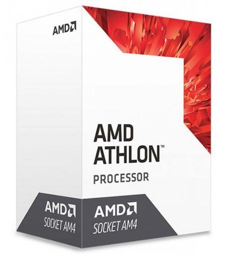 Процессор AMD Athlon X4 950 AD950XAGABBOX (AM4, 3.8GHz) BOX