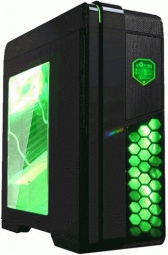 Корпус Gamemax Без БП G536BK
