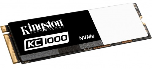 Накопитель SSD 480GB Kingston KC1000 NVMe M.2 (SKC1000/480G)