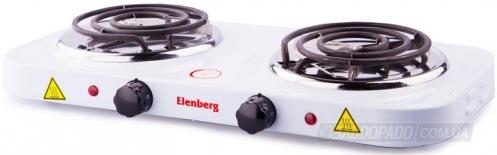 Плитка электрическая ELENBERG TH-03-2