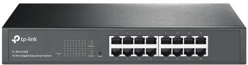 Коммутатор TP-Link TL-SG1016DE 16 port 10/100/1000